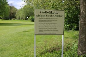 Golfetikette